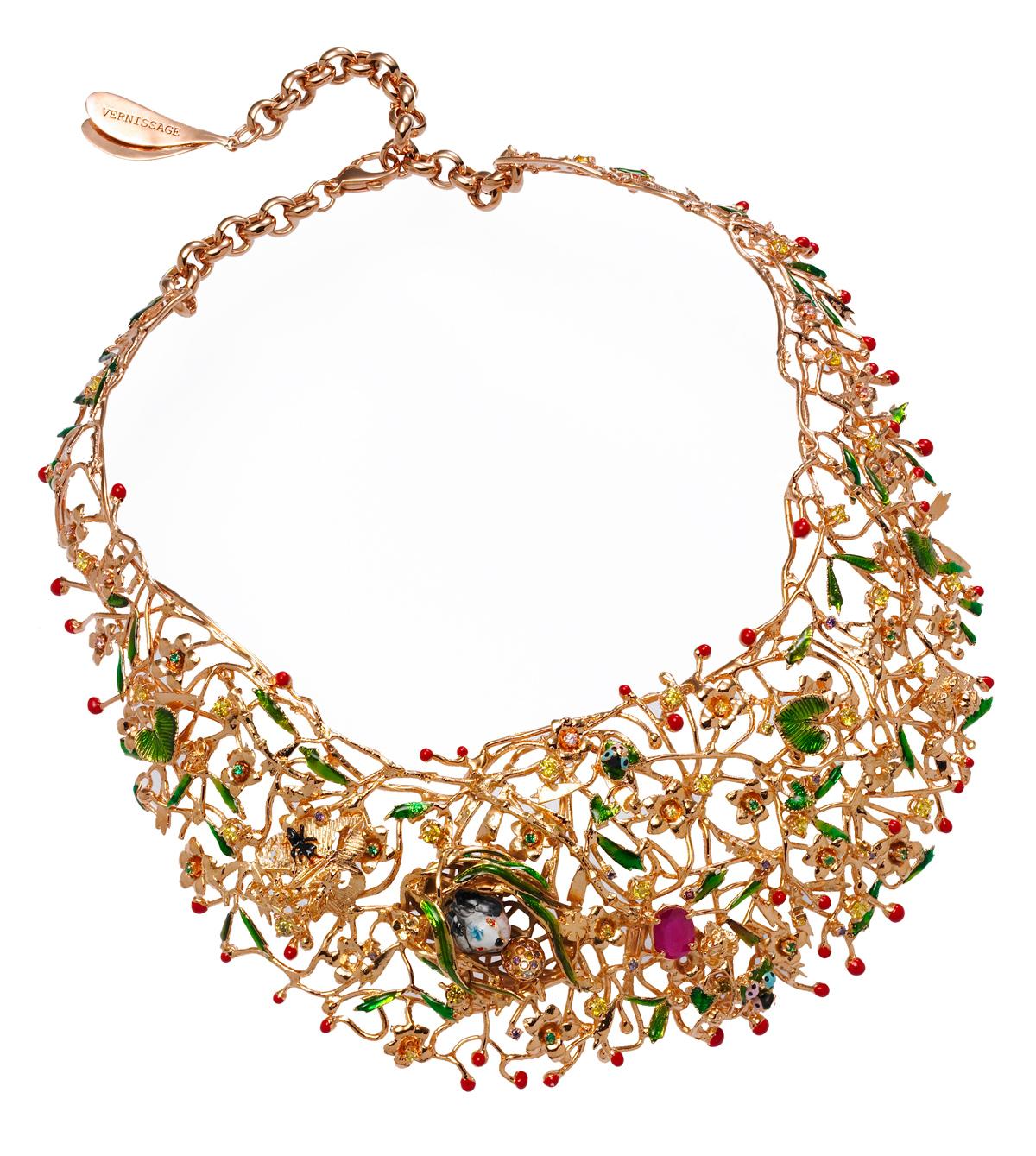 -1-the-nest-necklace-925-pink-silver-enamel-diamonds-